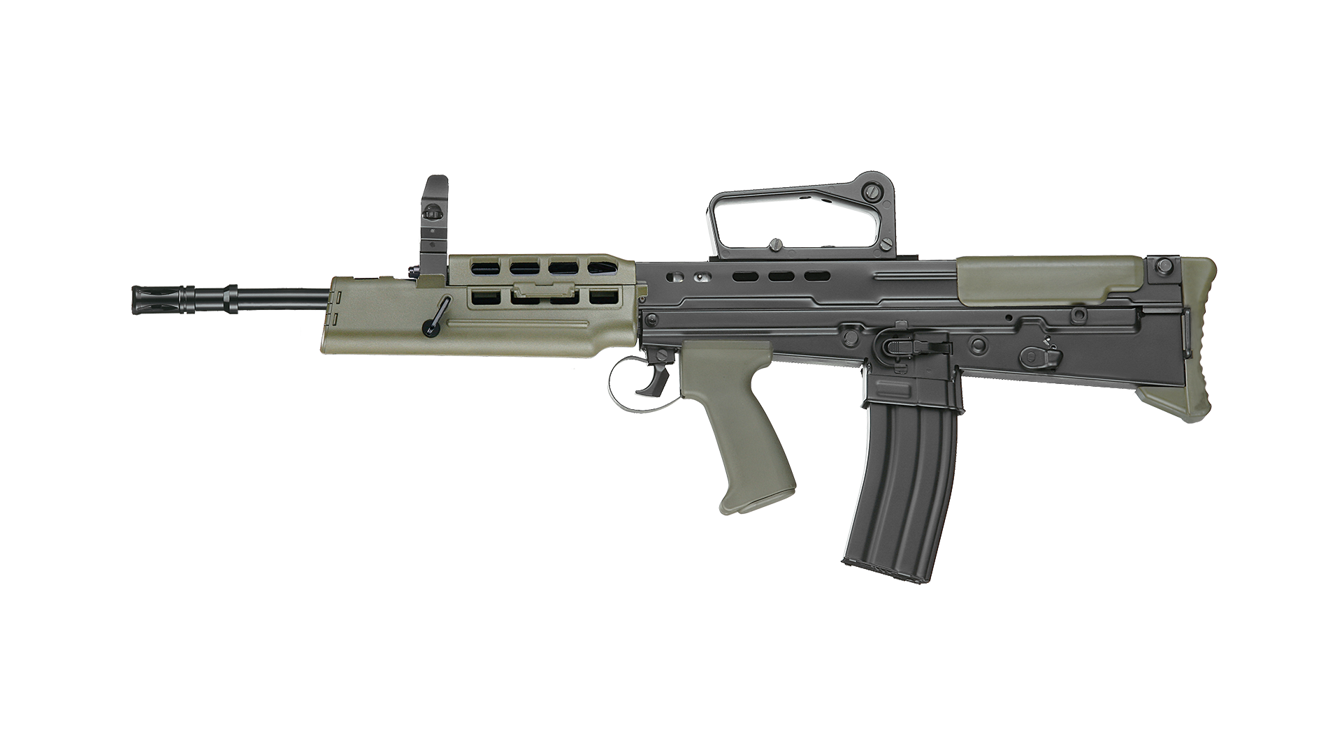 L85 A2 Assault Rifle