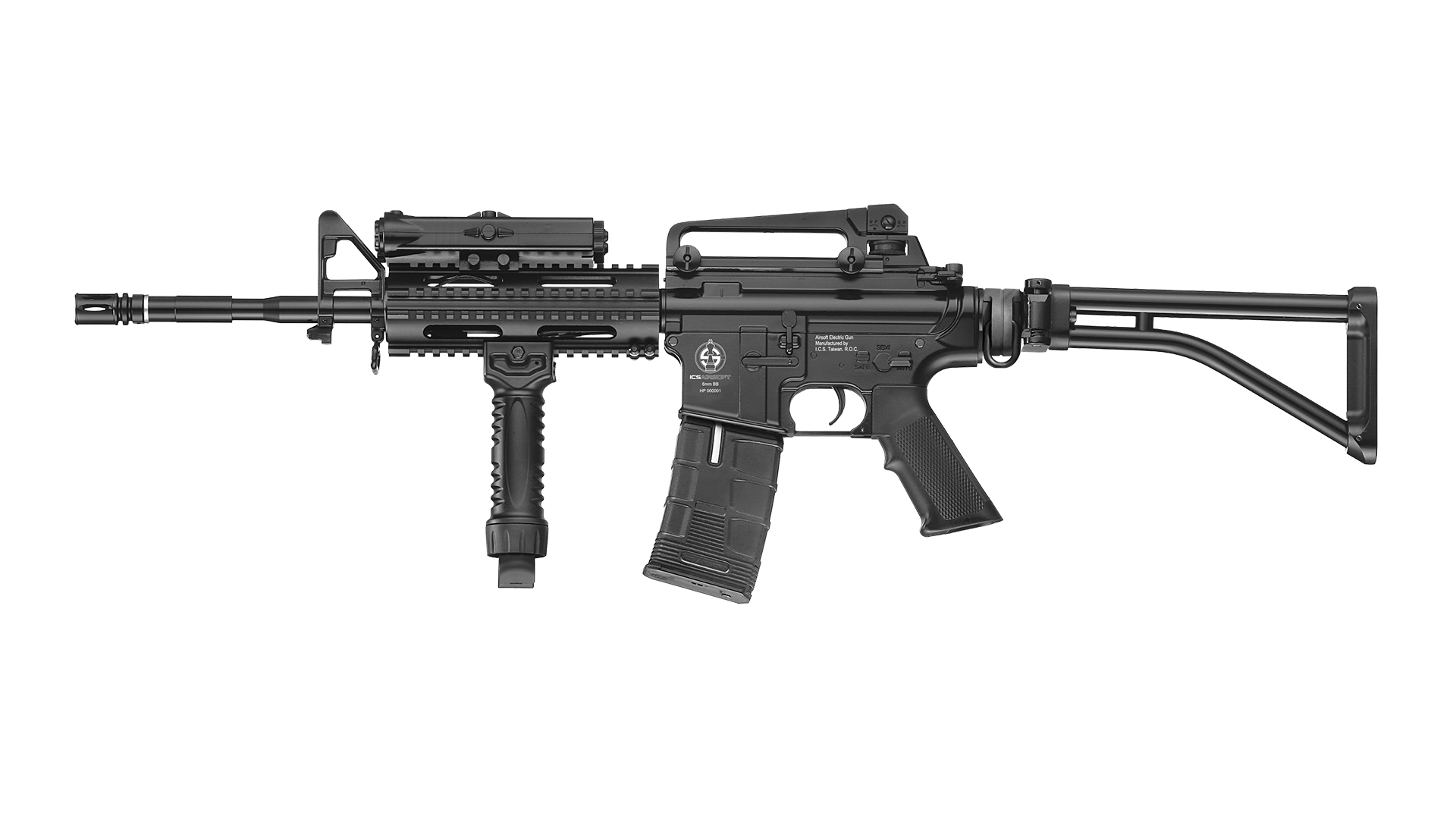 【Discontinued】CS4 RAS  Folding Stock