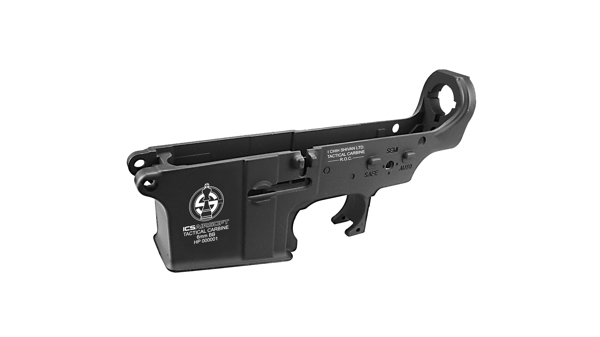 【MA-28B】CS4 METAL LOWER RECEIVER - BK